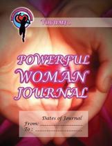 Powerful Woman Journal - Glowing Heart