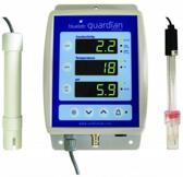Guardian Monitor pH / EC COMBO CONTINU pH/ EC / temp meter