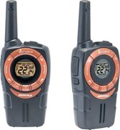 Cobra SM 662 C Walkie Talkie met 8km bereik en 22 kanalen of 968 combinaties