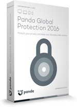 Panda Global Protection 2016 - Nederlands / Frans / 25 Apparaten / 1 Jaar / Windows / Mac / iOS / Android