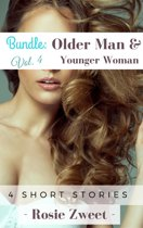 Bundle: Older Man & Younger Woman Vol. 4 (4 short stories)