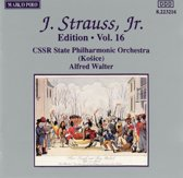 Strauss Jr. J.: Edition Vol.16