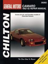Chevrolet Camaro (82 - 92)