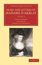 Cambridge Library Collection - Literary Studies Diary and Letters of Madame d'Arblay