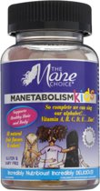The Mane Choice Manetabolism Kids Gummy Vitamins