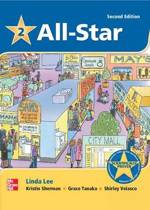 All Star Level 2 Student Book with Work-Out CD-ROM