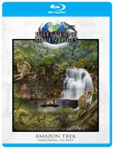 Jules Verne - Amazon Trek (Blu-ray + Dvd Combopack)