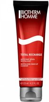 Biotherm Total Recharge Revitalizing Wake-up Cleanser Reinigingsgel 125 ml