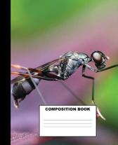 Ant Composition Book