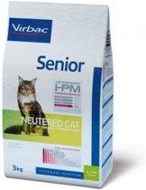 Virbac HPM - Senior Neutered Cat - 3kg