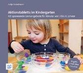 Aktionstabletts im Kindergarten