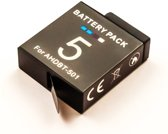 Battery GoPro Hero 5, Li-ion, 3,85V, 1220mAh, 4,7Wh