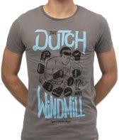 Gaëtan Heuzé - Limited Edition van 360 stuks - Dutch Windmill- Box -T-Shirt