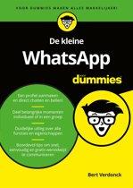 Voor Dummies - De kleine WhatsApp voor Dummies