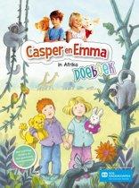 Casper en Emma in Afrika