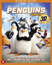 Penguins Of Madagascar (3D Blu-ray)