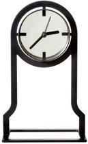Gispen Outline - Klok - Staal - 16.2x27.2 cm - Zwart