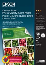 Epson Paper/Double-Sided Photo A4 20Sh 120Gm2