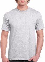 Lichtgrijs katoenen shirt voor volwassenen L (40/52)