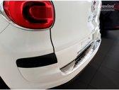 Avisa RVS Achterbumperprotector Fiat 500L Facelift 2017- 'Special Edition' 'Ribs'
