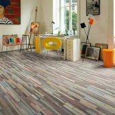 Egger Laminaat vloerplanken 24.8 m² 7 mm Coloured Dimas Wood