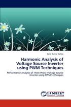 Harmonic Analysis of Voltage Source Inverter Using Pwm Techniques