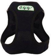 Dogogo Air Mesh tuig, zwart, maat XXS