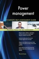 Power Management Complete Self-Assessment Guide
