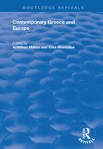 Contemporary Greece and Europe