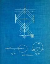 Blueprint Graph Paper Journal