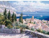 Schmidt Sam Park Over The Roofs of St.Tropez 1000