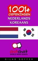 1001+ oefeningen nederlands - Koreaans