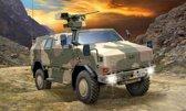 Revell Dingo 2 GE A3.3 PatSi 1:35 Montagekit Licht gepantserd voertuig