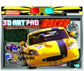 4M Crea 3D Art Pad - Racer