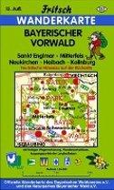 Sankt Englmar 1 : 35 000. Fritsch Wanderkarte