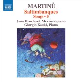 Songs, Vol. 5 - Saltimbanques