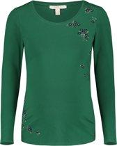 Esprit Shirt - Bottle Green - Maat XL