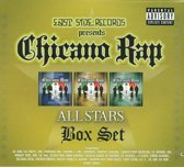 Chicano Rap All Stars  Box Set/3cd Set