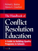 The Handbook of Conflict Resolution Education