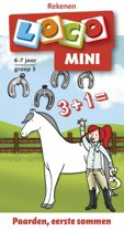 Mini Loco Paarden Rekenen