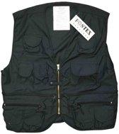 Fostex survival vest (bodywarmer) zwart