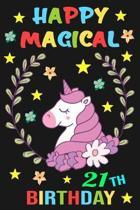 Happy Magical 21th Birthday