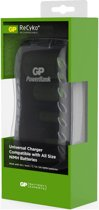 GP ReCyko+ PB19 universal charger excl. Batteries