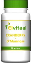 Elvitaal Cranberry+ D-Mannose 60 cap