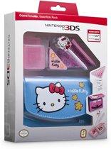 Bigben Hello Kitty Accessoirepakket Blauw 3DS + Dsi