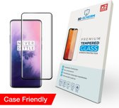 BE-SCHERM OnePlus 7 Pro Screenprotector Glas (2x) - Tempered Glass - Case Friendly