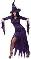 Halloween jurk Heks Mystery Maat 40 - 42