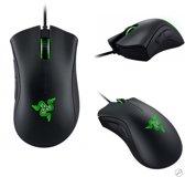 Optische Gaming Muis Razer DeathAdder Essential – 6400 DPI- 50 G Acceleratie - Drift Control - Gaming Mouse