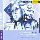 Ida Haendel Plays Khachaturian And Bartok