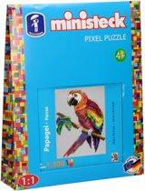 Ministeck: Papagaai